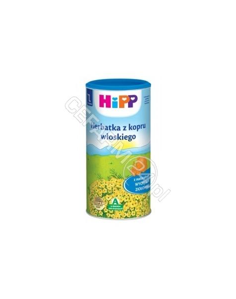 HIPP Hipp herbatka z kopru włoskiego 200 g