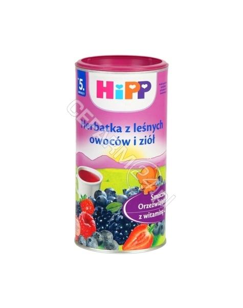 HIPP Hipp herbatka z leśnych owoców i ziół 200g