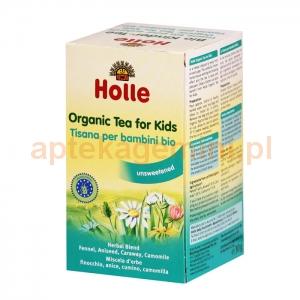 HOLLE HOLLE, herbatka dla niemowląt BIO, po 2 tygodniu, 30g