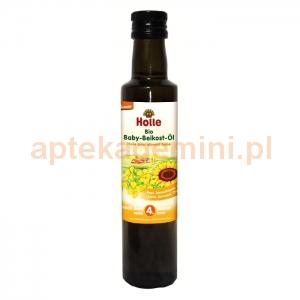 HOLLE HOLLE, olej BIO dla dzieci, po 4 miesiącu, 250ml