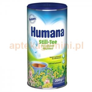 HUMANA Humana, Herbatka dla karmiących mam, 200g