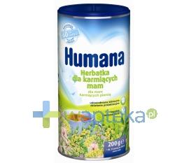 HUMANA GMBH HUMANA Herbatka dla karmiących mam granulat 200g