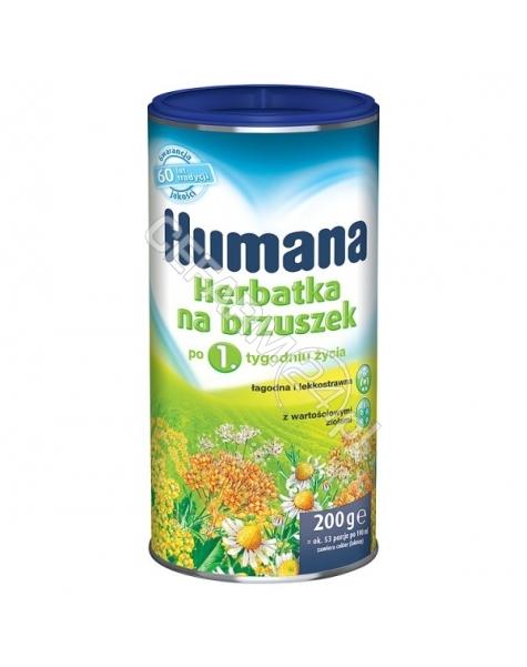 HUMANA Humana herbatka na brzuszek 200 g
