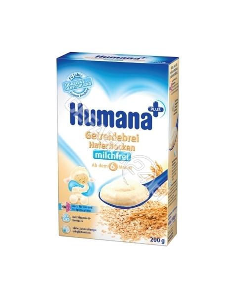 HUMANA Humana kaszka bezmleczna HA/SL owsiana 200 g