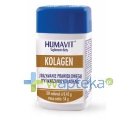 VARIA SP. Z O.O. Humavit Kolagen 120 tabletek