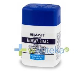 VARIA SP. Z O.O. Humavit Morwa Biała 90 tabletek