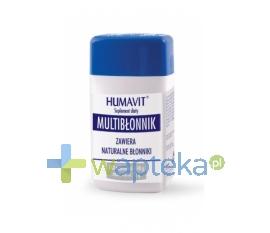 VARIA SP. Z O.O. Humavit Multi-Błonnik 180 tabletek