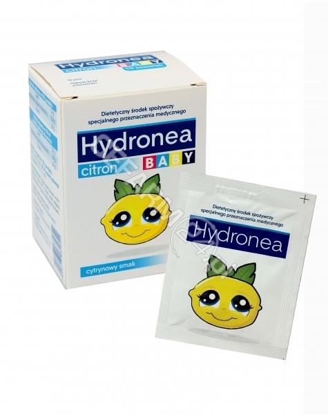 AFLOFARM Hydronea citron baby 5 g x 10 sasz