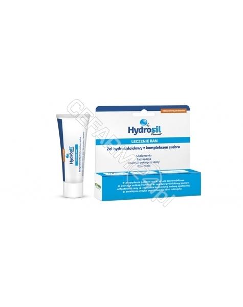SEQUOIA Hydrosil (Flamozil) leczenie ran żel 20 g