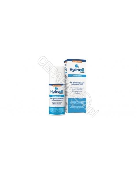 SEQUOIA Hydrosil (Flamozil) leczenie ran żel w sprayu 75 g