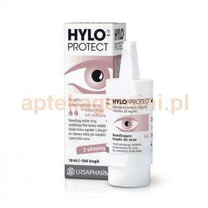 URSAPHARM Hylo-Protect, krople do oczu z ektoiną, 10ml