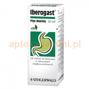 ORKLA HEALTH AS Iberogast, płyn doustny, 50ml