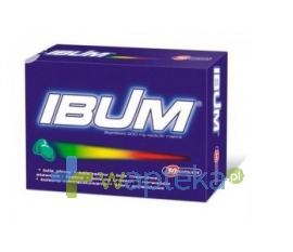 HASCO-LEK PPF Ibum 0,2 g 30 kapsułek elastycznych (2x15)