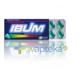 HASCO-LEK PPF Ibum 200 mg 10 kapsułek