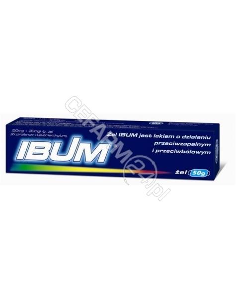 HASCO-LEK Ibum żel (0,05g+0,03g) 100 g