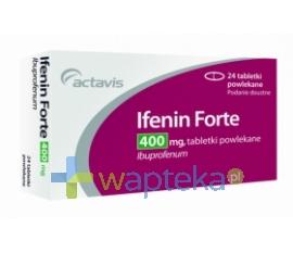 ACTAVIS GROUP PTC EHF Ifenin Forte 12 tabletek