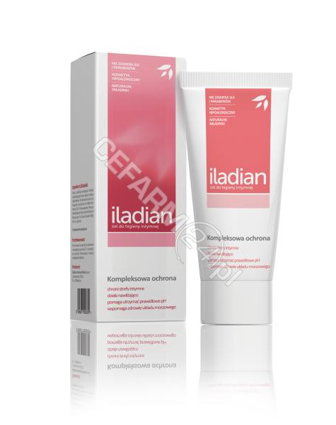 AFLOFARM Iladian żel do higieny intymnej 180 ml