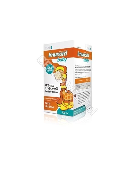 NORD FARM Imunord baby syrop 100 ml