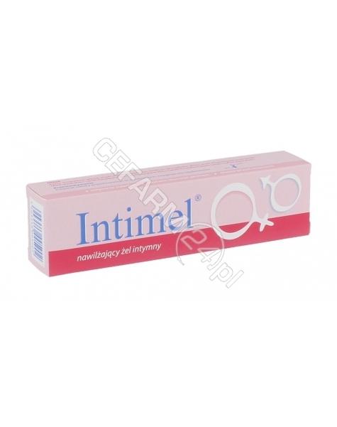 EMO-FARM Intimel nawilżający żel intymny dla kobiet 30 g