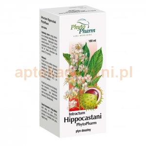 PHYTOPHARM KLĘKA Intractum Hippocastani, 100ml