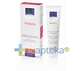 ISIS PHARMA ISIS RUBORIL Krem do skóry ze skłonnością do rumienia 30 ml