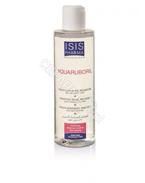 ISISPHARMA Isispharma aquaruboril - delikatna woda micelarna 200 ml