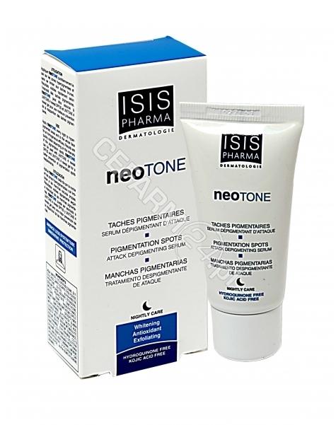 ISISPHARMA Isispharma neotone - serum na noc likwidujące przebarwienia skóry 25 ml