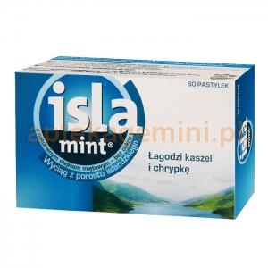 ENGELHARD ARZNEIMITTEL Isla Mint, 60 pastylek