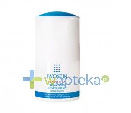 NEPENTES S.A. IWOSTIN ASPIRIA TRÓJAKTYWNY antyperspirant nawilżający Roll-on 60 ml
