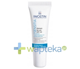 NEPENTES S.A. IWOSTIN Balsam do ust SPF20 10 ml