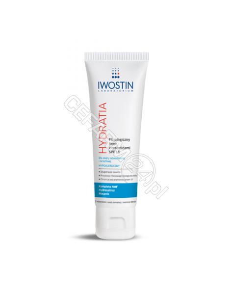 NEPENTES Iwostin hydratia fizjologiczny krem z ceramidami spf-15 50 ml