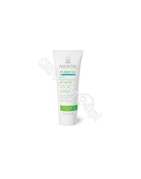 NEPENTES Iwostin purritin rehydrin krem przywracający nawilżenie 40 ml (nowa formuła)