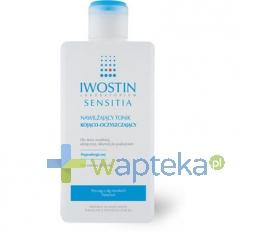 NEPENTES S.A. IWOSTIN SENSITIA Tonik kojąco oczyszczający 240 ml