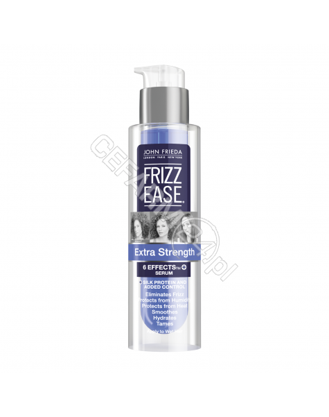 JOHN FRIEDA John Frieda Frizz-Ease Extra Strength serum do włosów 6 EFFECTS+ 50 ml