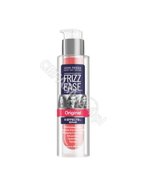 JOHN FRIEDA John Frieda Frizz-Ease Original serum do wlosów 6 EFFECTS 50 ml