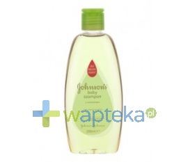 JOHNSON & JOHNSON POLAND SP. Z O.O. Johnson&Johnson Baby Szampon z rumiankiem 200 ml