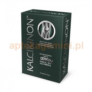 VALENTIS Kalcikinon, 60 tabletek