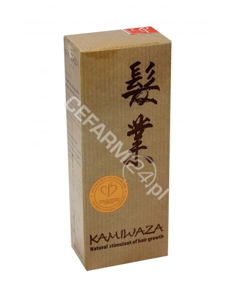 AYLA BIOLABS Kamiwaza odżywka do włosów na łysienie oraz wypadanie włosów 100 ml