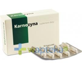 GBJ Pharma Sp. z o.o. Karnozyna 30 kapsułek