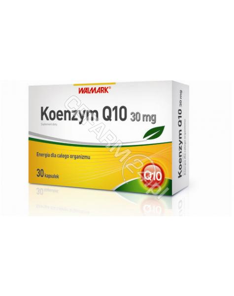 WALMARK Koenzym q10 30 mg x 30 kaps (Walmark)