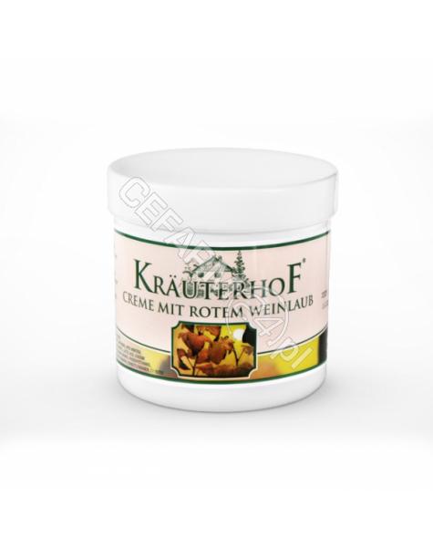 P.P.U.H.NATKO Krauterhof balsam z liści czerwonych winogron 250 ml