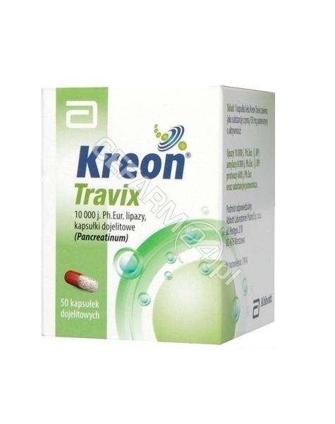 SOLVAY Kreon Travix x 50 kaps