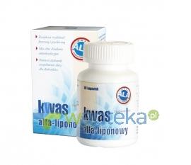 A-Z MEDICA SP. Z O.O. Kwas Alfa-Liponowy 90 kapsułek