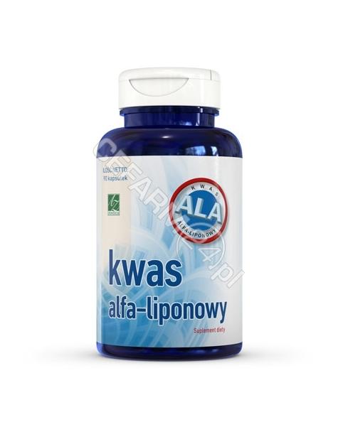 A-Z MEDICA Kwas alfa-liponowy x 90 kaps