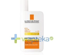 LAROCHEPOSEY LA ROCHE Anthelios SPF50+ ultra lekki fluid do twarzy 50ml