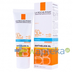 LAROCHEPOSEY LA ROCHE Anthelios XL SPF50+ krem barwiący do twarzy 50ml