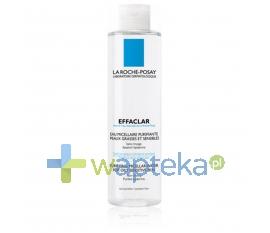LAROCHEPOSEY LA ROCHE EFFACLAR Płyn micelarny do oczyszczania i demakijażu 400ml