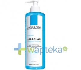 LAROCHEPOSEY LA ROCHE EFFACLAR Żel oczyszczający do twarzy 400 ml
