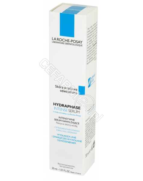LA ROCHE-POS La Roche-Posay Hydraphase intense serum intensywnie nawilżające 30 ml