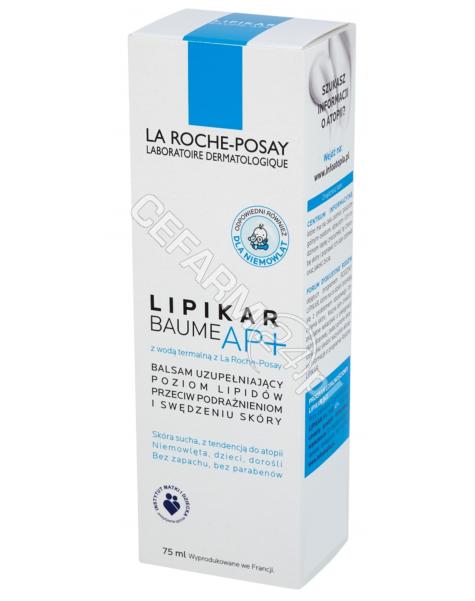 LA ROCHE-POS La Roche-Posay Lipikar Baume AP [+] balsam 75 ml